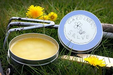 herbal healing hand salve recipe