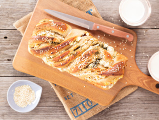 Thyme Cheese Bread