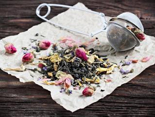 Summertime Flower & Herb Tea Blend