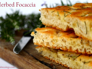 Herbed Focaccia