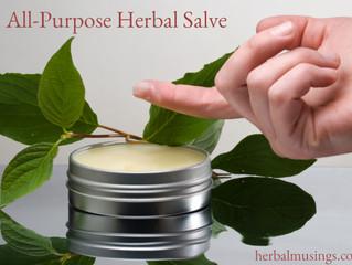 All-Purpose Herbal Salve