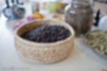 Learn how to make herbal tinctures, custom tea blends and body care products.