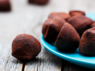 No-Bake Herbal Power Balls