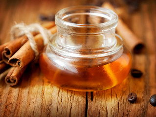 Autumn Spice Warming Oil