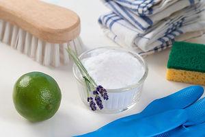 Lavender Sink Scrubber Recipe