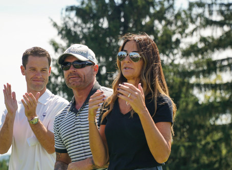 Baumeister Golf Outing 2019: We Remember so We Give