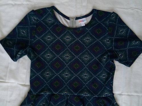 Lula Roe Amelia Dress with Pockets!