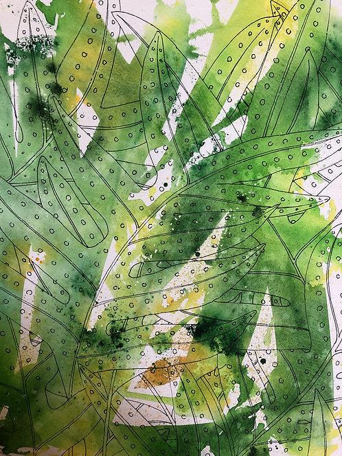 Ferral Ferns Wallpaper