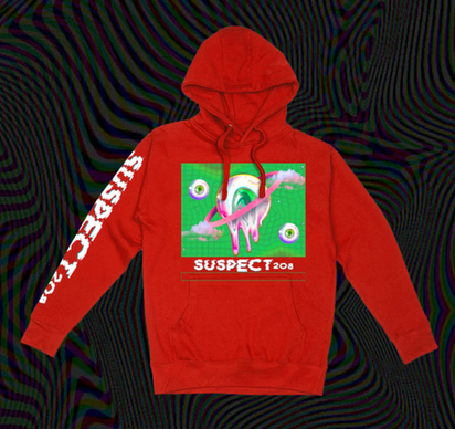 Suspect208 Logo & Merchandise Design