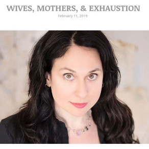 Wives, Mothers, & Exhaustion – The Marriage Show