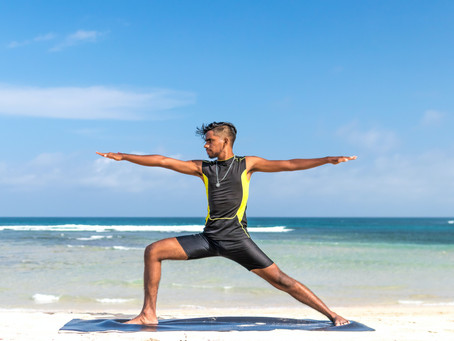 How To Keep Fit On your Beach Holiday