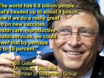 揭穿疫苗的十大罪證!比爾蓋茨Bill Gates承認要大量滅絕人口?!「新世界秩序」開始了?!