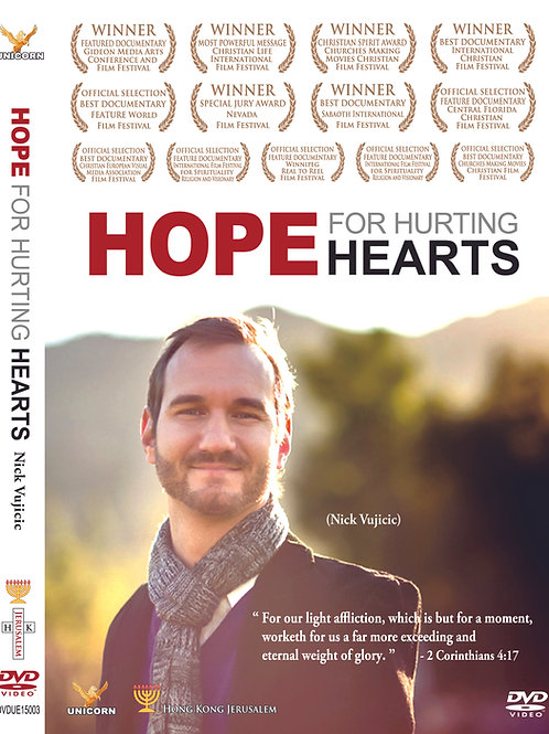 Hope for Hurting Hearts - Nick Vujicic