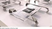 """科學家組建了一支 可以用最新的微針科技,在皮下注射100萬個微型機器人的 """"超級納米數碼機器人軍團""""!研究團隊 : """"親愛的,我已經縮小了機器人!""""  不久就可以當作(逆苗)數碼身份證,植入你體內?!"""
