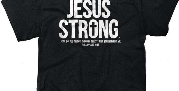 Jesus Strong Cross