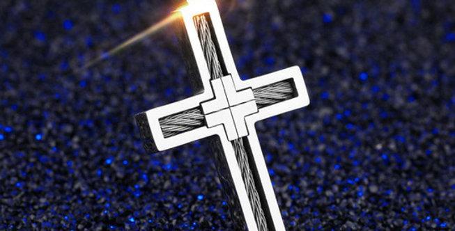 十字架 - 力量盾牌