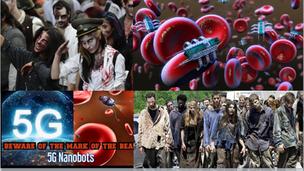 喪屍軍團科技,駭人聽聞!最新納米晶片機器人科技: 將如何導致《啟示錄》預言中的末日喪屍?!