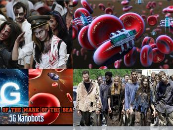 喪屍軍團科技,駭人聽聞!最新納米晶片機器人科技: 將如何導致《啟示錄》預言中的末日殭屍?!