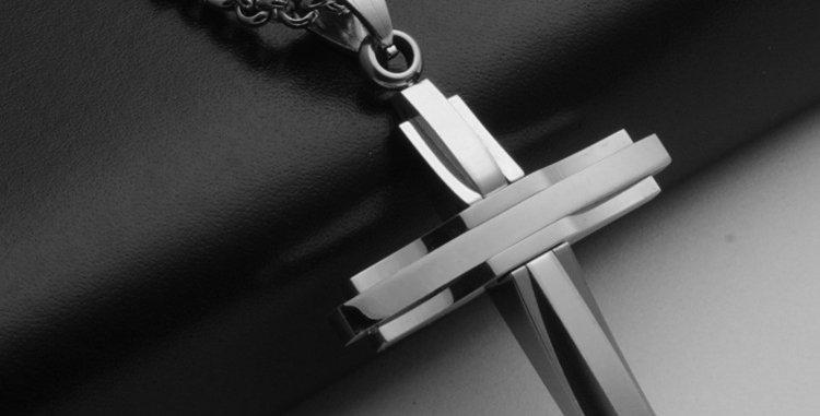 十字架 - 堅固營疊