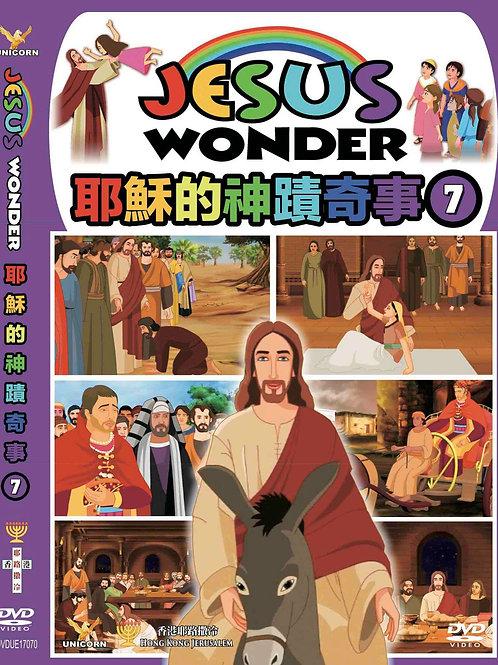 <耶穌的神蹟奇事> VOL.7 (聖經動畫)