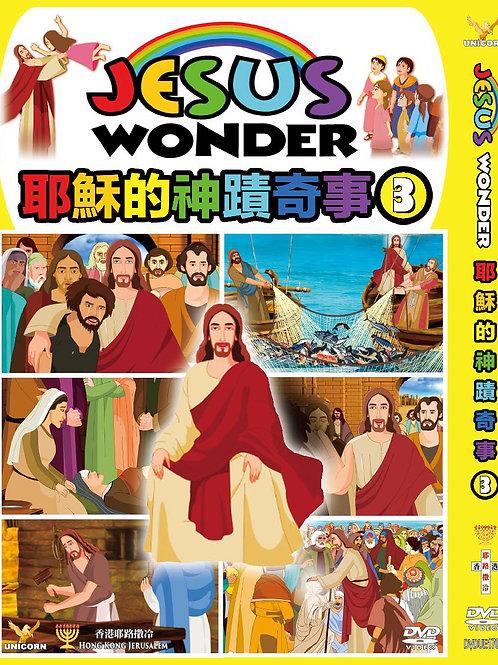 <耶穌的神蹟奇事> VOL.3 (聖經動畫)