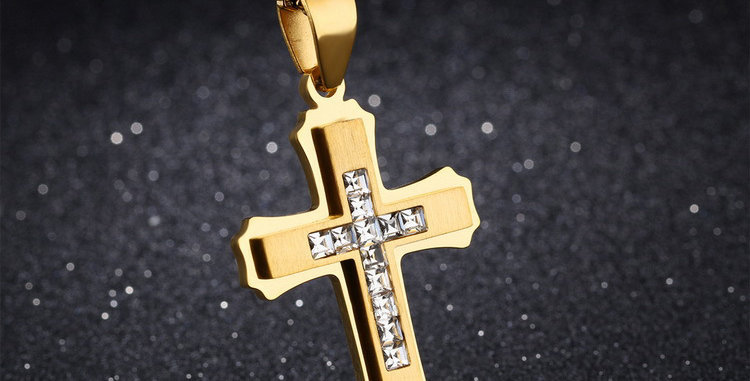 Cross - Royal Priest