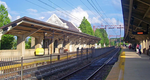 Madison, New Jersey train station