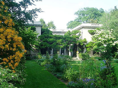 Van Vleck House and Gardens, Montclair, New Jersey