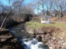 Toney's Brook in Glen Ridge, NJ