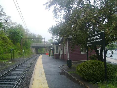 NJ Transit, New Providence, NJ