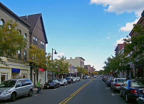 Springfield Avenue, Summit, New Jersey