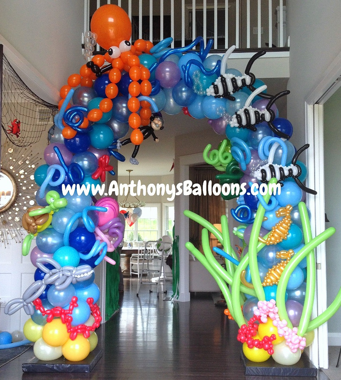 Balloon Decorations Chicago Att Cell Phone Number