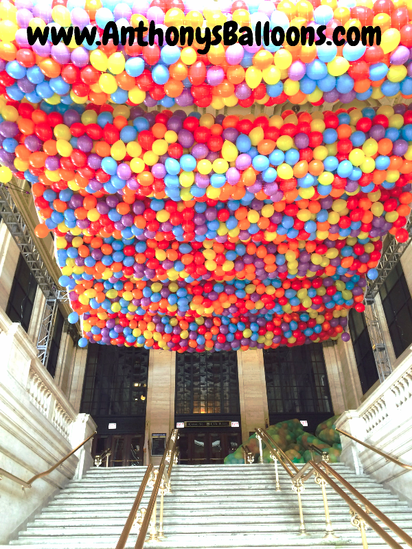 5,400 Balloon Drop - Mind Games - 20th C