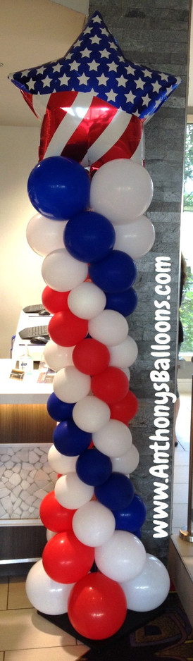 American Balloon Column