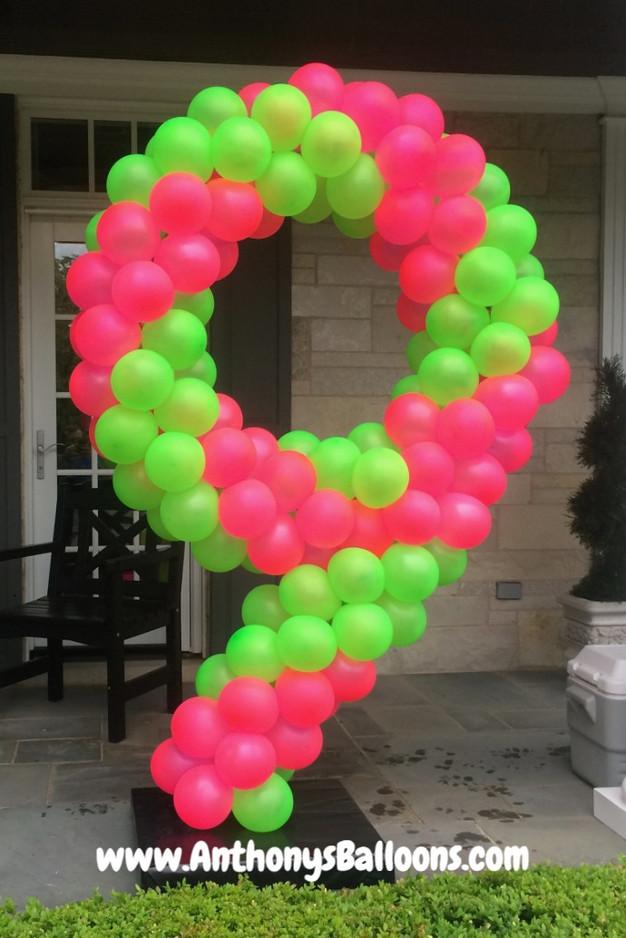 #9 Balloon Sculpture - 6ft