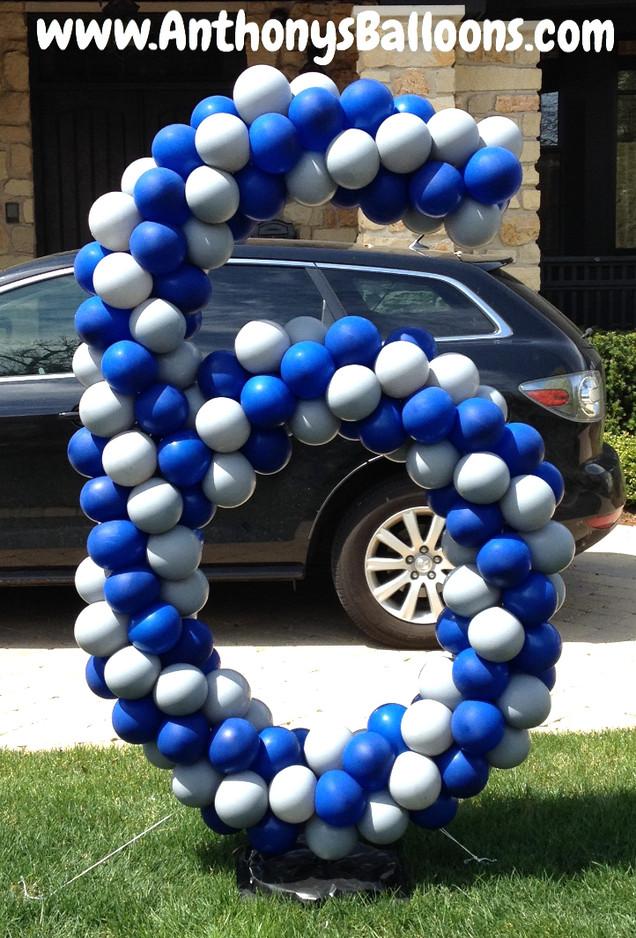 #6 Balloon Sculpture - 6ft