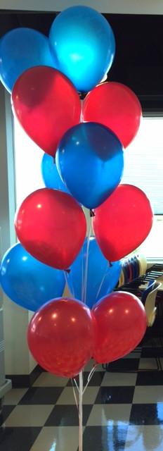 12x Balloon Helium Balloon Arrangment