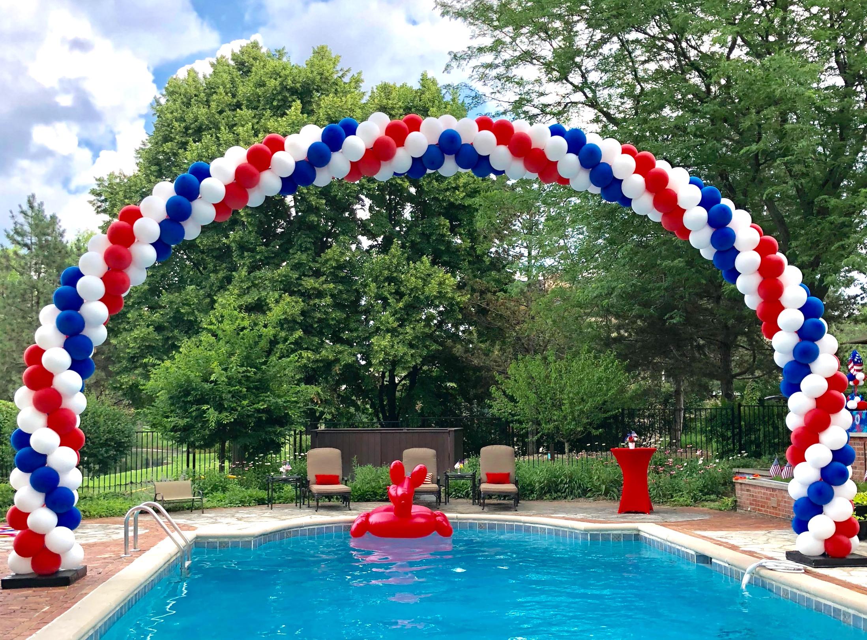 30x15 Balloon Arch