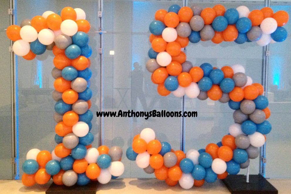 #15 Balloon Sculpture