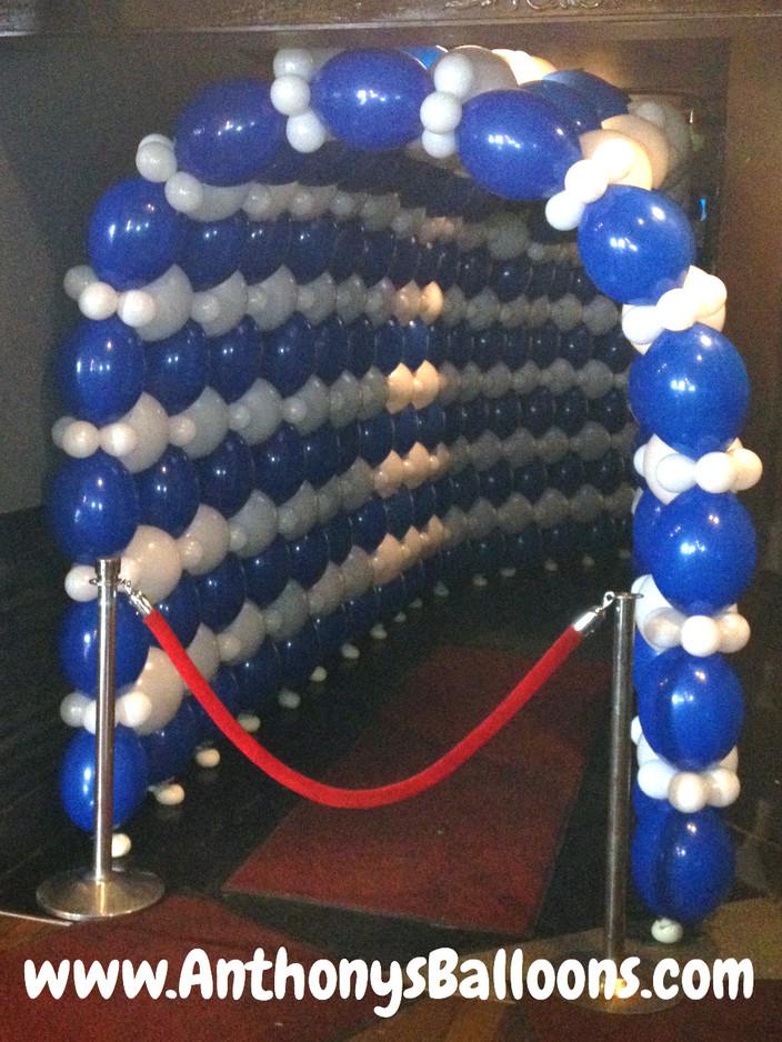 Expanding Balloon Tunnel