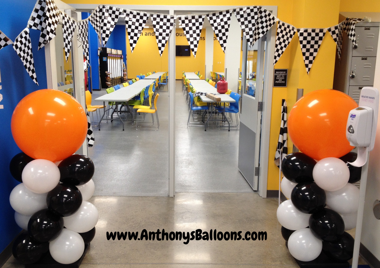Short Balloon Column