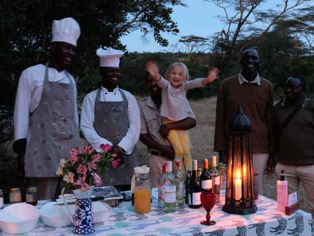 El Karama Lodge and Covid-19 in Kenya