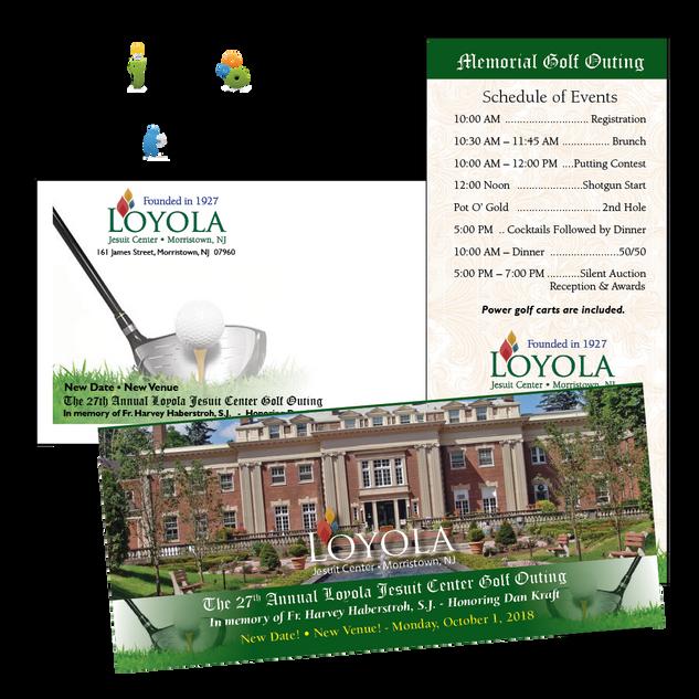 Loyola Golfing Outing