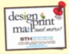 Ad Facebook Design Print mail STH Design