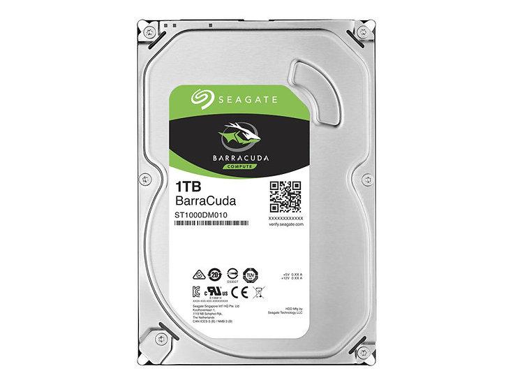 Seagate Barracuda HDD 7200RPM 1TB