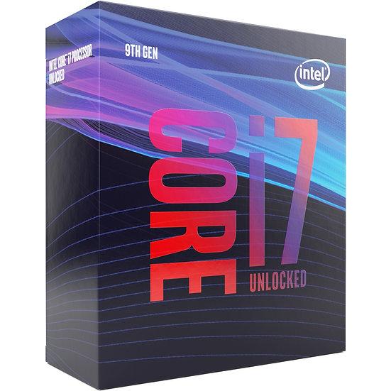 Intel Core i7-9700K, 3.60-4.90GHz, boxed ohne Kühler