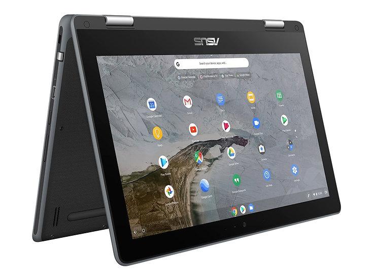 "ASUS Chromebook Flip / 11,6"" / 4 GB RAM / 64 GB SSD eMMC /  Chrome OS"