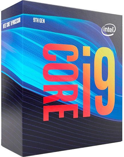 Intel Core i9-9900K, 3.60-5.00GHz, boxed ohne Kühler