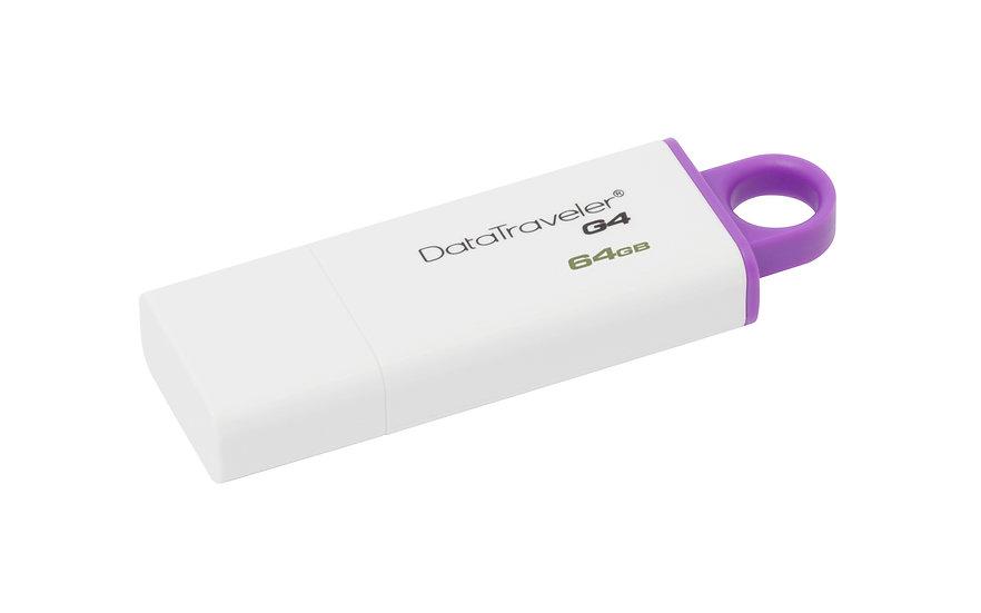 Kingston USB 3.0 DTIG4 USB Stick 64GB
