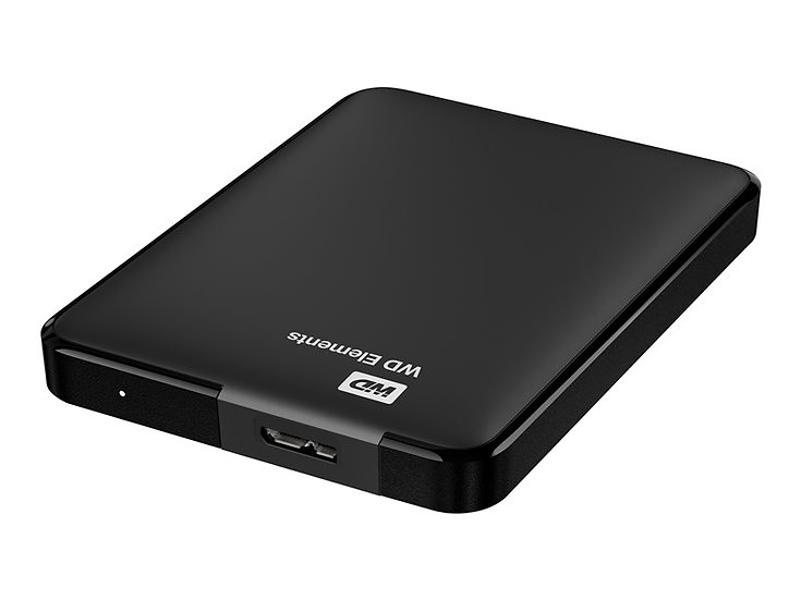 """WD Elements 2,5"""" Portable externe Festplatte 500GB"""